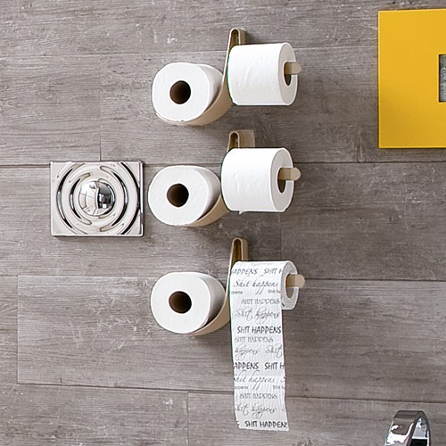 Tulip Toilet Roll Dispenser from ArbluYLiving