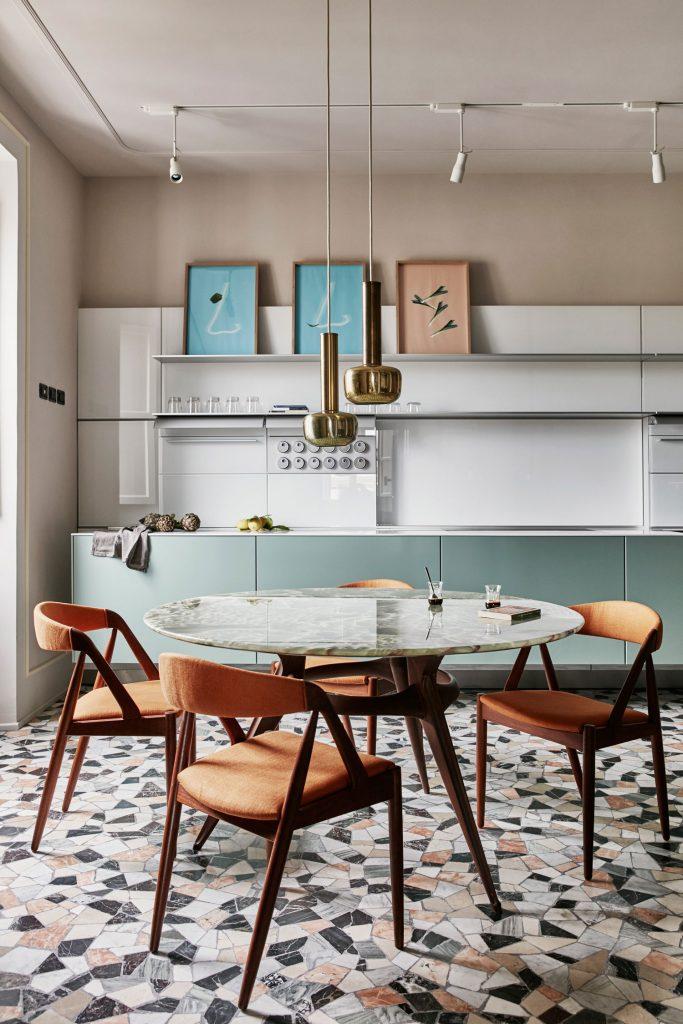 Casa in via Catone Rome by Massimo Adario Architetto Yellowtrace 09