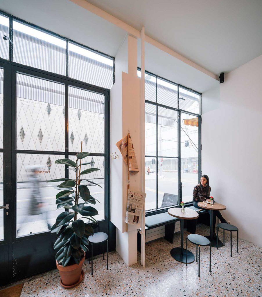 Nomos Groupement D Architects Paradiso Yellowtrace 35