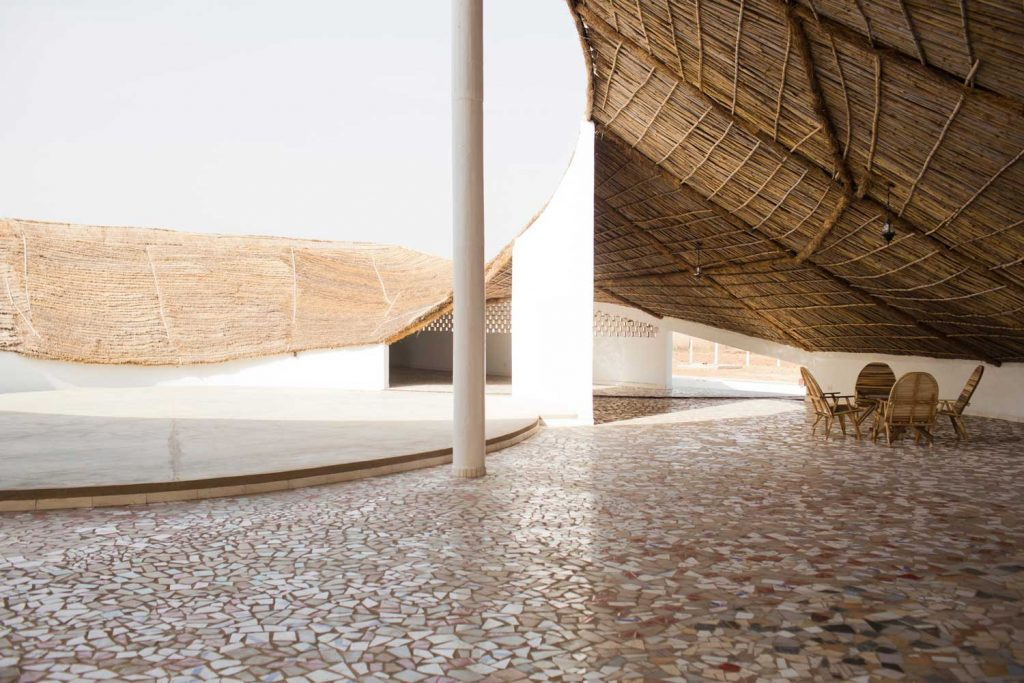 THREAD Artist Residency Senegal by Toshiko Mori Yellowtrace 14