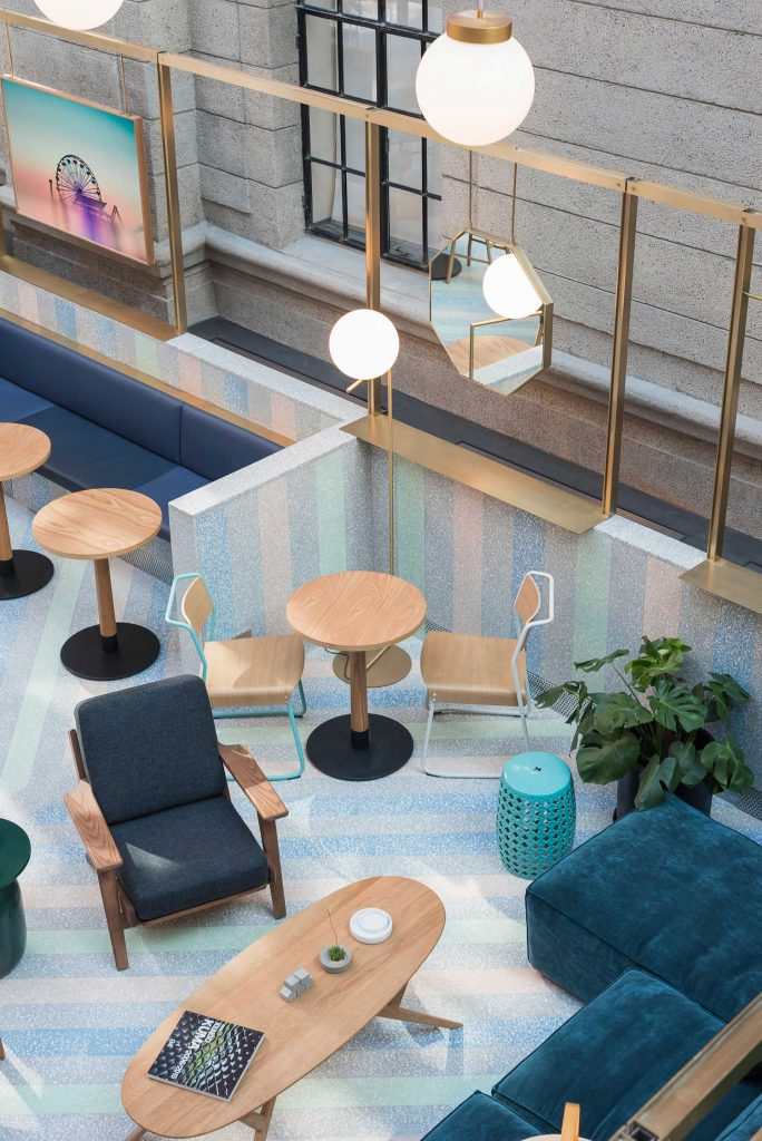 WeWork Co Working Space Yellowtrace 45