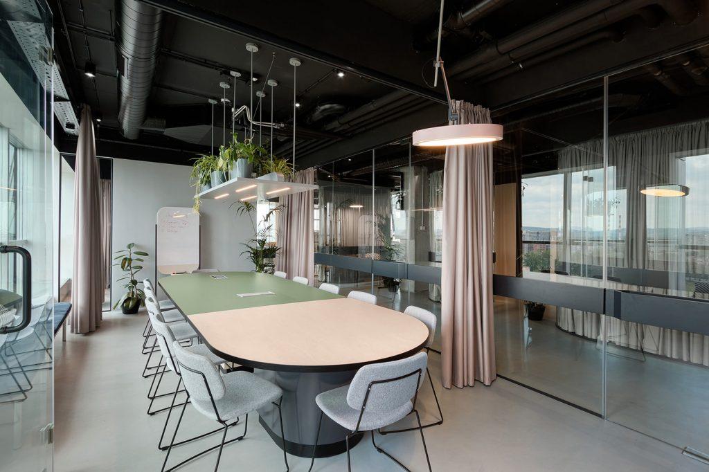 Catena Media Office in Belgrade Serbia by AUTORI Yellowtrace 03