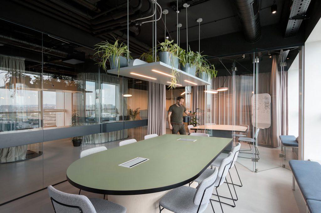 Catena Media Office in Belgrade Serbia by AUTORI Yellowtrace 04