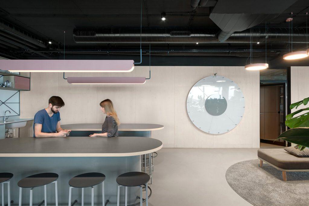 Catena Media Office in Belgrade Serbia by AUTORI Yellowtrace 26