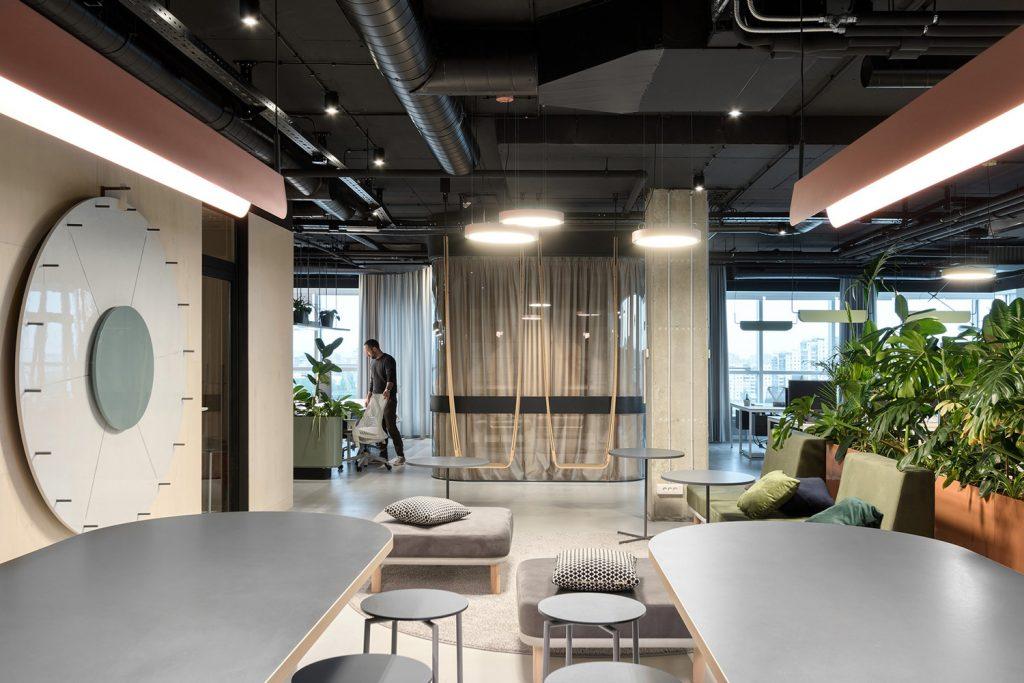 Catena Media Office in Belgrade Serbia by AUTORI Yellowtrace 31
