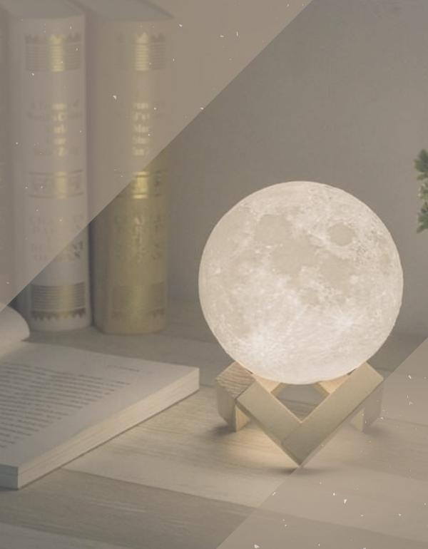 22 Moon lamp