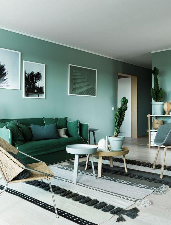 2 Green Wall
