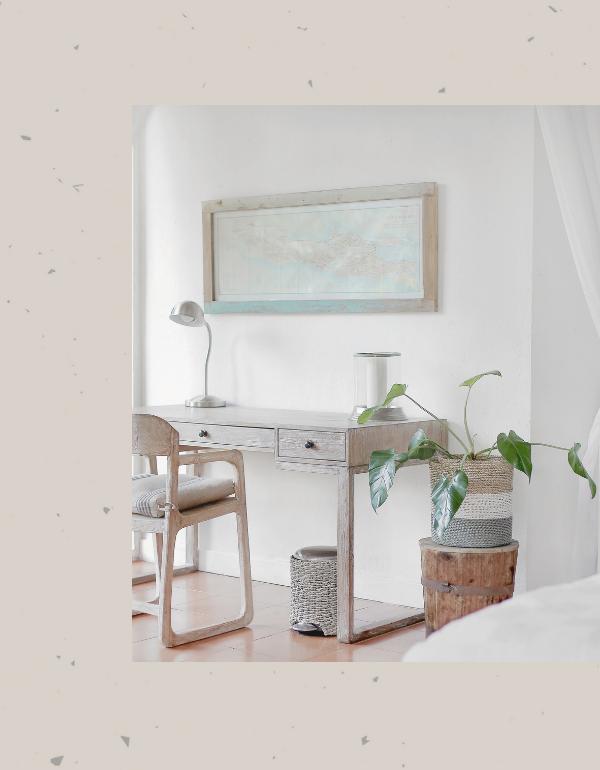 растения в спалнята