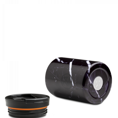 chasha termo 350 ml travel tumblr cherna black marble 24bottles 2.png