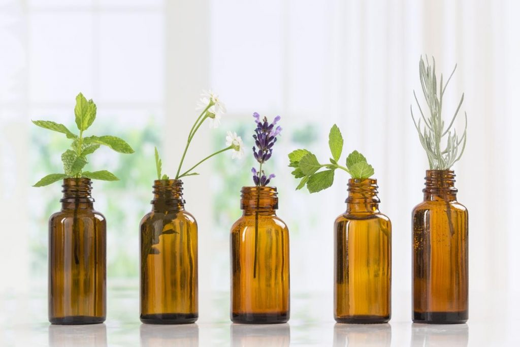 essential oils benefits and uses chart