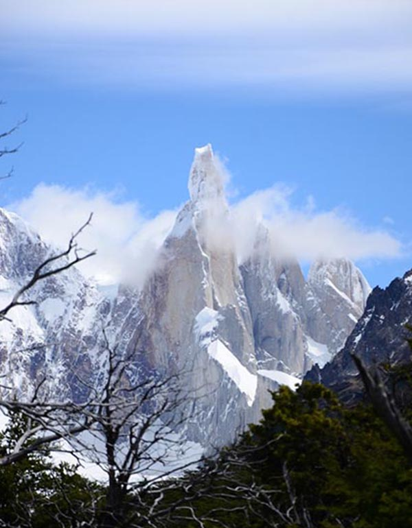 Cero Torre patagonia