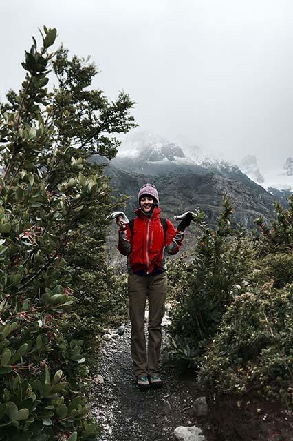 Patagonia treck