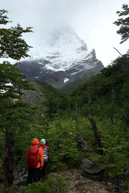 Valle France Torres del Paine