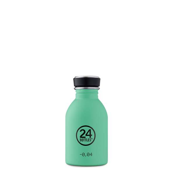 butilka nerajdaema stomana 250 ml Mint 24bottles