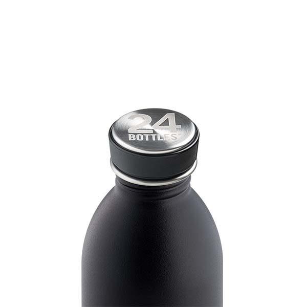 butilka nerajdaema stomana Tuxedo black 24bottles