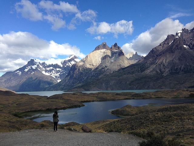 patagonia torres del paine park chile argentina