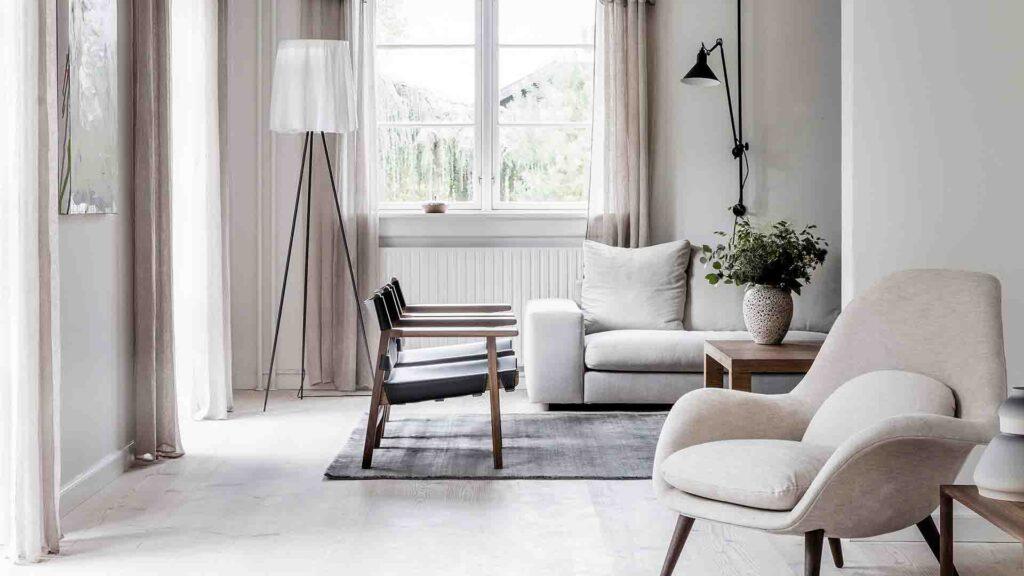 scandinavian interior minimal
