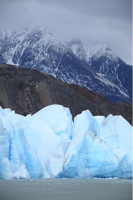 Glacier Lago Grey