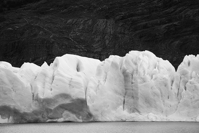 Glacier grey iceberg patagonia