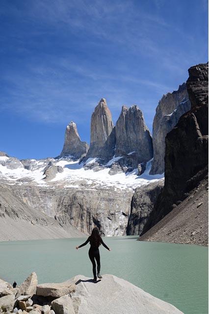 Las torres granite