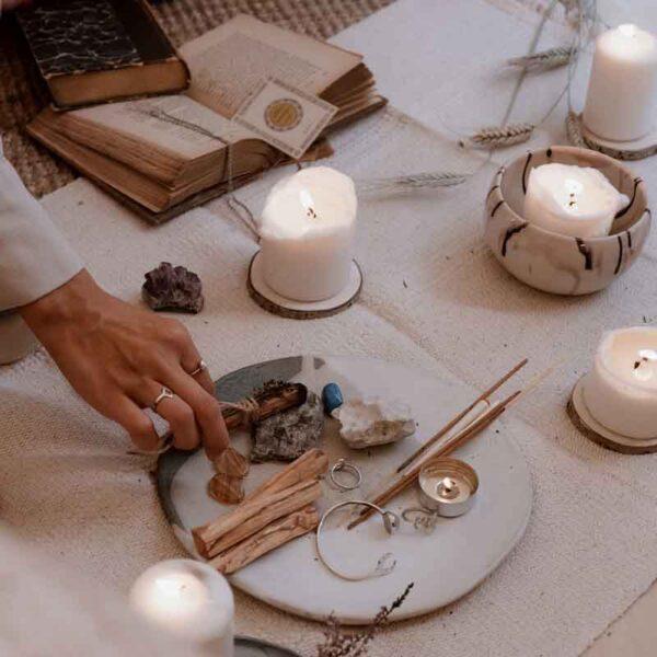 Palo santo salvia sandalwood rituals2
