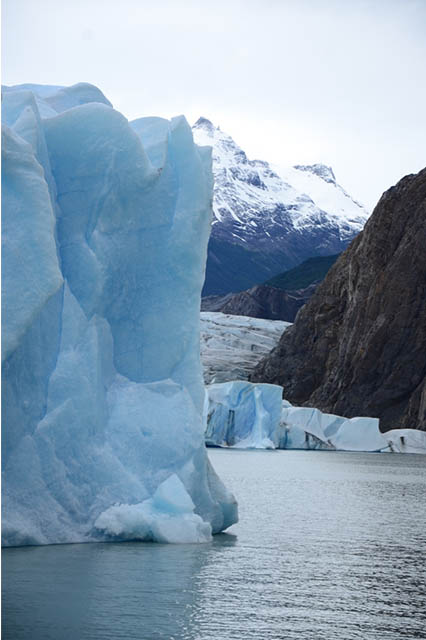 Patagonia Glacier Grey