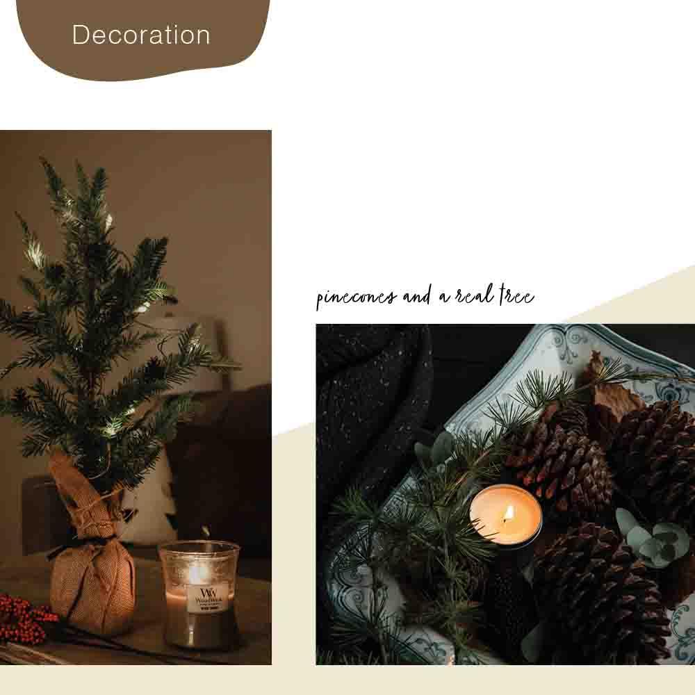 christmas sustainable decoration