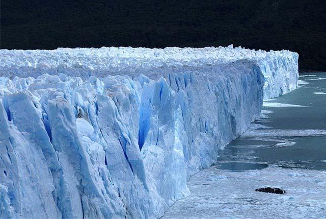 glacier perrito moreno patagonia