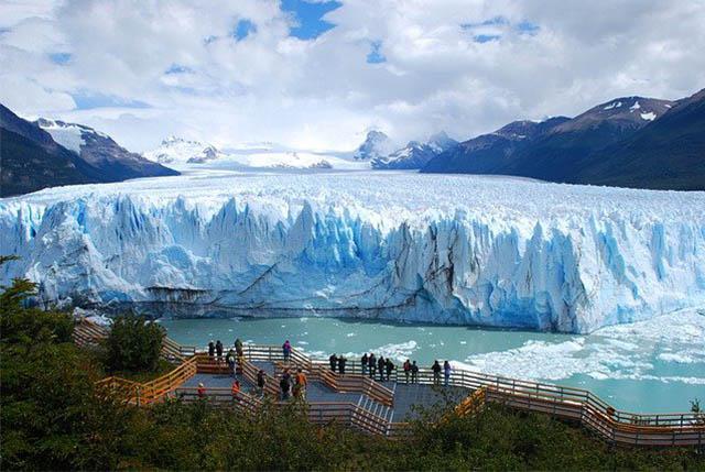 ice torres del paine glacier perrito moreno