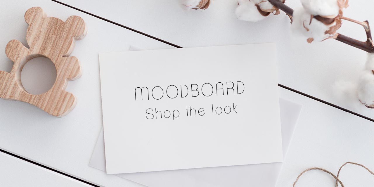 moodboard shop the look