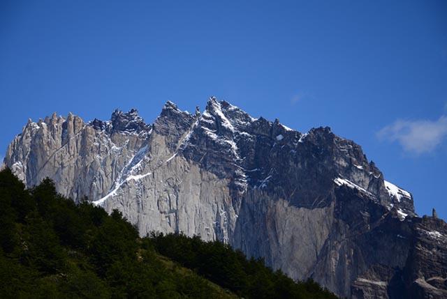 patagonia hike torres del paine
