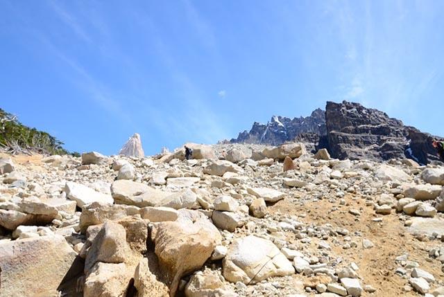 patagonia las torres treck torres del paine