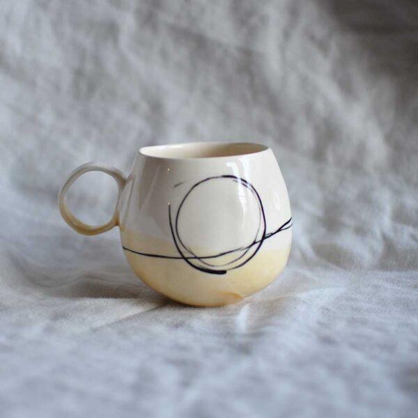porcelanova chasha cvetna rachna izrabotka