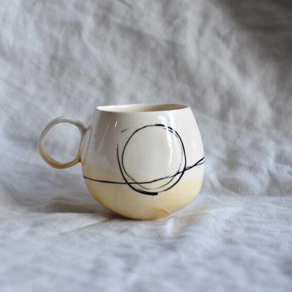 porcelanova chasha cvetna rachna izrabotka2