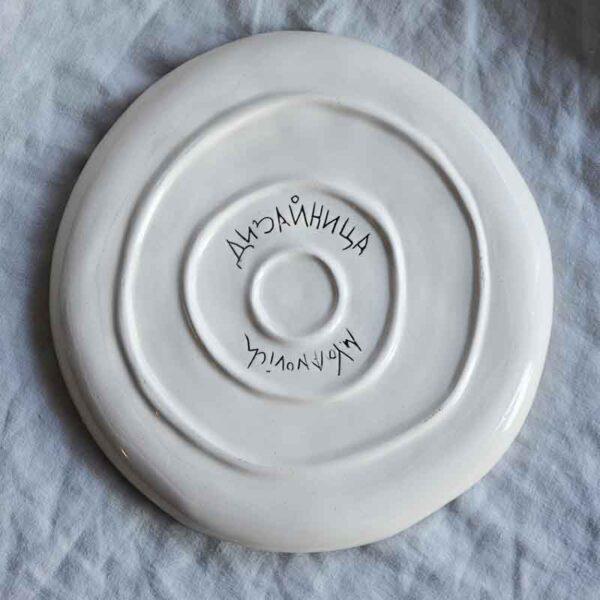 porcelanova chinia3 grafichna ploska rachna izrabotka