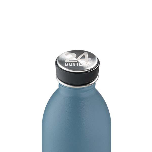 butilka nerajdaema stomana 1000 ml Powder Blue3 24bottles