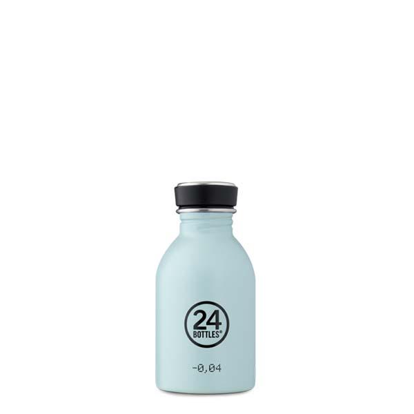 butilka nerajdaema stomana 250 ml Cloud Blue1 24bottles