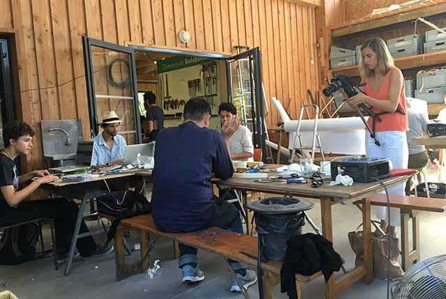 Boisbuchet Workshop