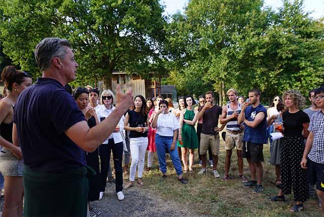 Domaine de Boisbuchet final workshop