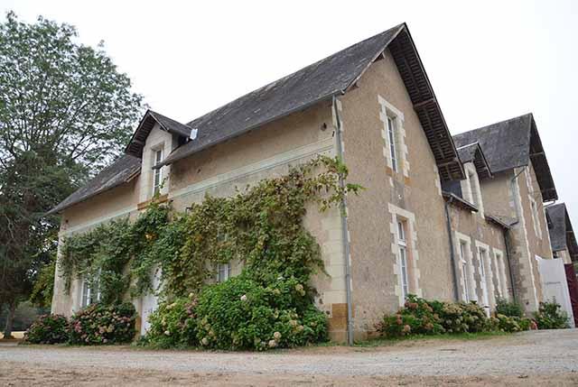 Domaine de boisbuchet accommodation