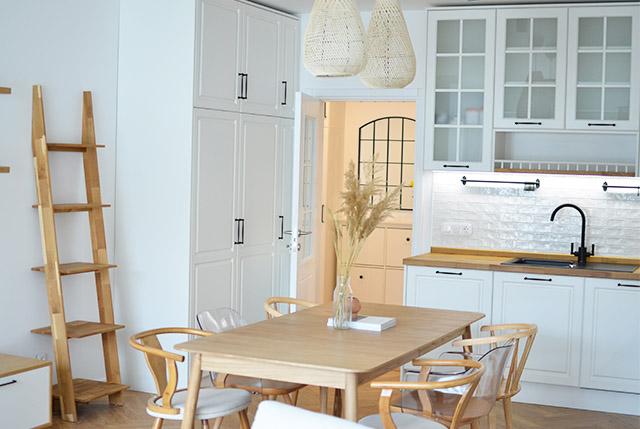white metro tiles kitchen ideas
