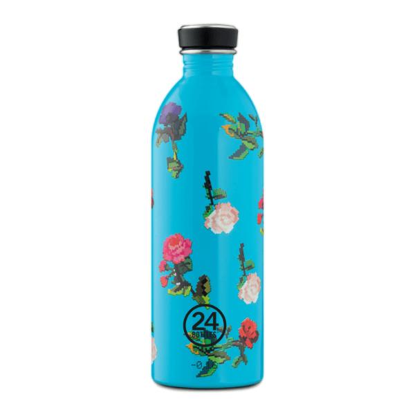 1 Urban bottle 1000 ml stainless steel rosabyte 1